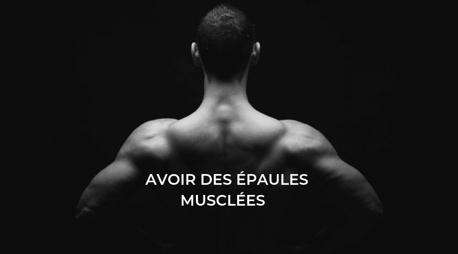 Exercices pour muscler ses épaules
