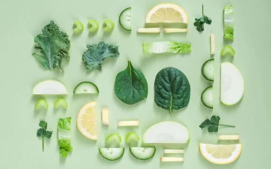 Mangez les bons aliments