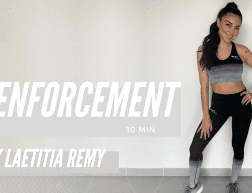 Renforcement Musculaire I R2 I Coaching Laetitia Remy