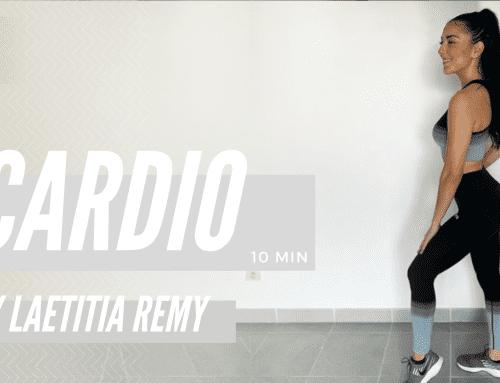 Cardio I C3 I  Coaching Laetitia Remy